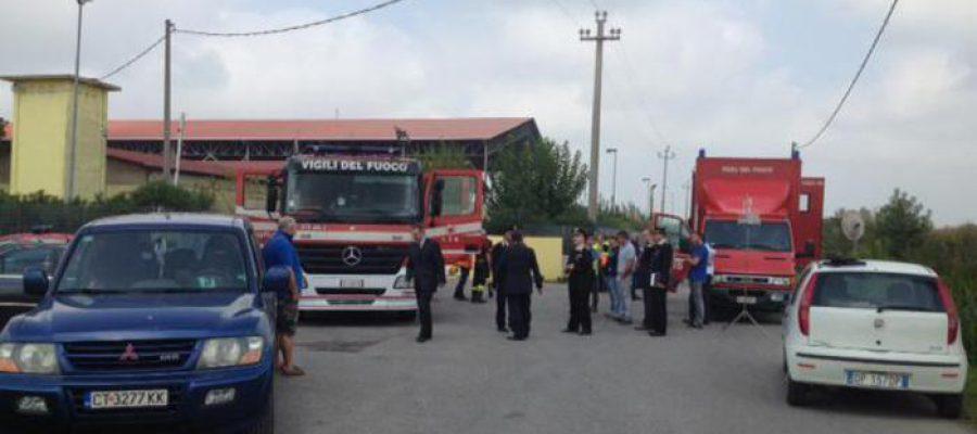 Rovigo, quattro operai morti per esalazioni