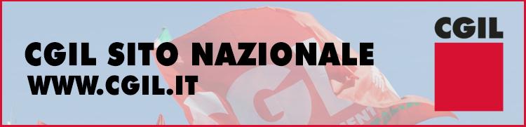 CGIL Sito Nazionale