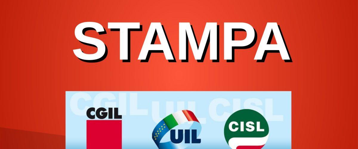 """Meno tasse sul lavoro. Cgil-Cisl-Uil Prato: """"Un primo importante passo verso una riforma dell'Irpef equa e progressiva"""". A Prato arriveranno 38 milioni (75 nel 2021) per circa 108 mila lavoratori dipendenti. L'aumento è di 676 euro l'anno per un salario medio"""
